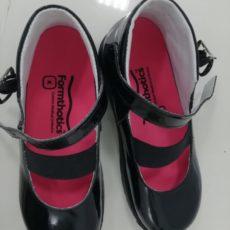 Стельки formthotics в черных туфлях